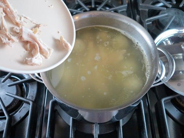 Matzo Ball Soup - Chicken Soup with 3 Matzo Ball Recipes