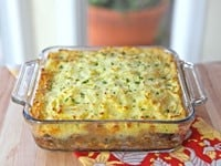Vegetarian Shepherd's Pie 1