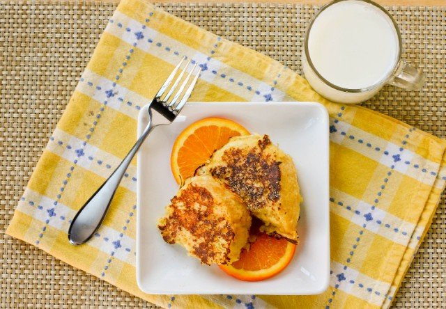 Passover French Toast - Kosher for Passover French toast from Kristy ...
