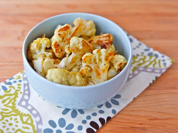 Smoky Roasted Cauliflower Recipe — Dishmaps