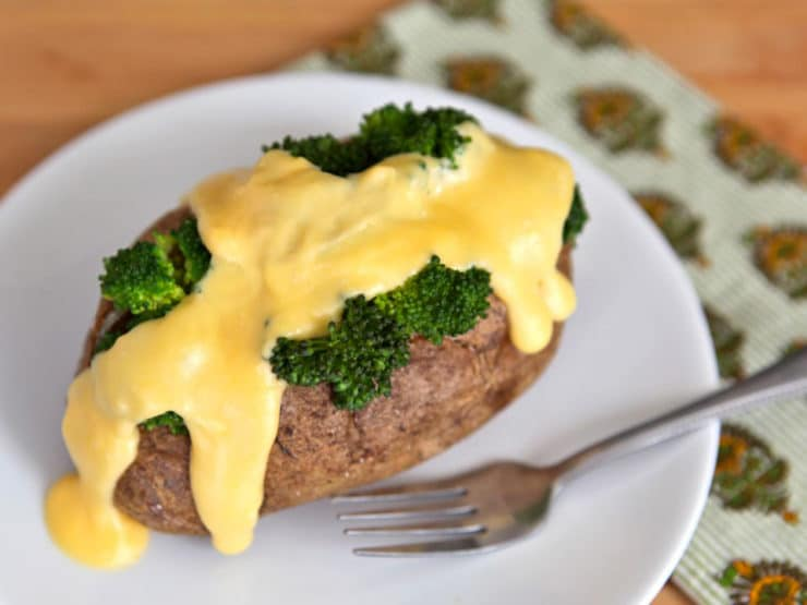Broccoli Cheese Potatoes
