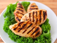 Pineapple Lime Marinated Chicken 1