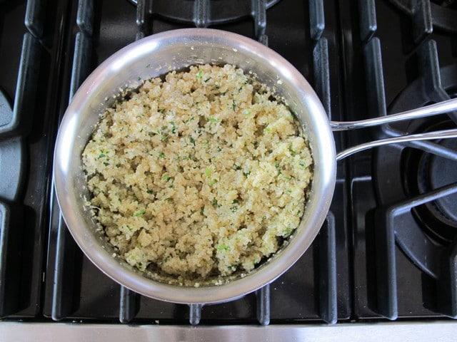 Quinoa Black Bean Burrito Bowls Recipe — Dishmaps