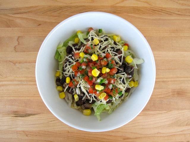 Quinoa Black Bean Burrito Bowls - Simple Healthy Recipe