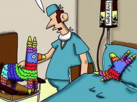 Piñata Humor for Cinco de Mayo
