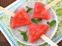 Watermelon Mojito Pops 2