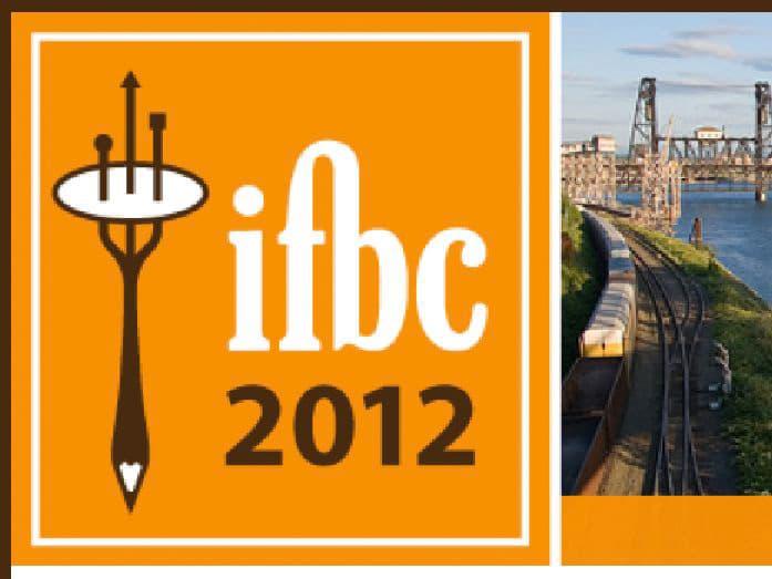 IFBC 2012 – I'm Speaking!