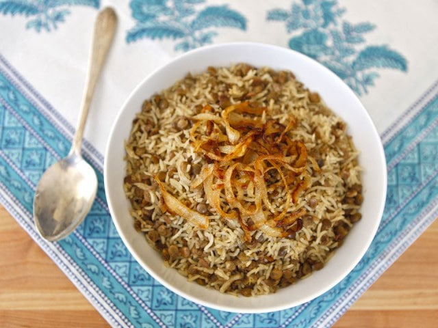 Quinoa Mujadara Recipes — Dishmaps
