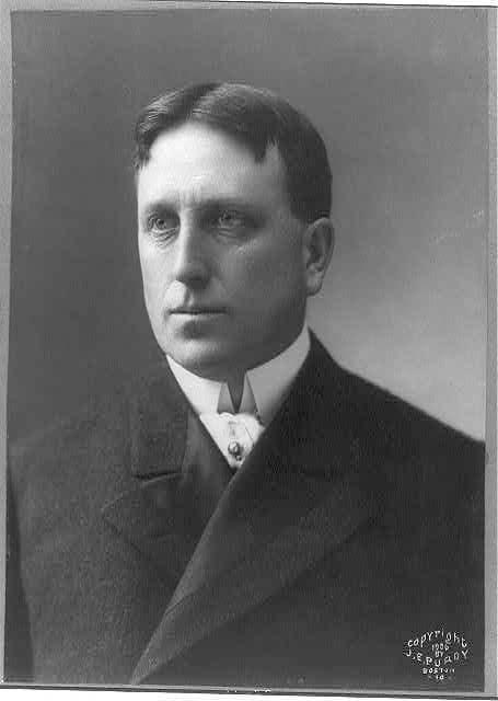 William Randolph Hearst, 1906