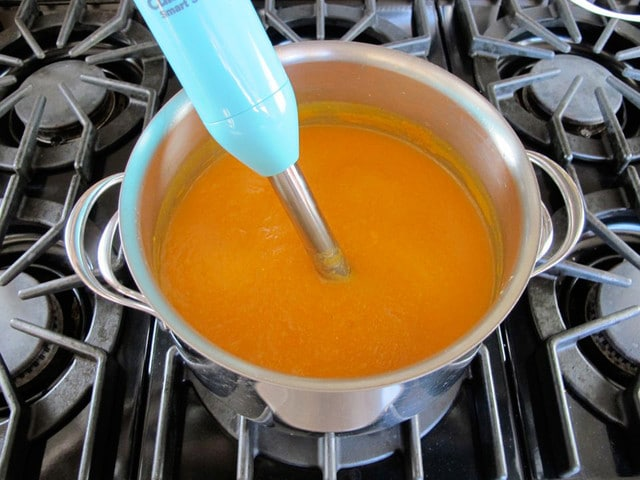 Norene Gilletz's Carrot and Sweet Potato Soup