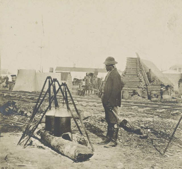 Battle Of The Kettles: What The Union Soldiers Ate