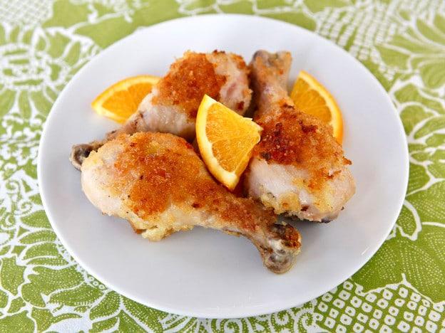 Joan Naathan's Honey Orange Chicken