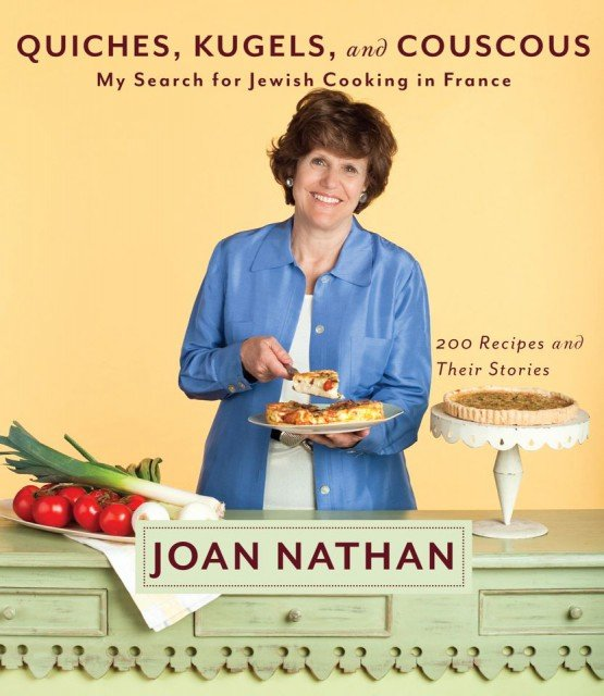 Joan Nathan's Honey Orange Chicken - Joan Nathan shares her holiday cooking traditions & how she became a cookbook author. Includes her Rosh Hashanah recipe for Honey Orange Chicken.