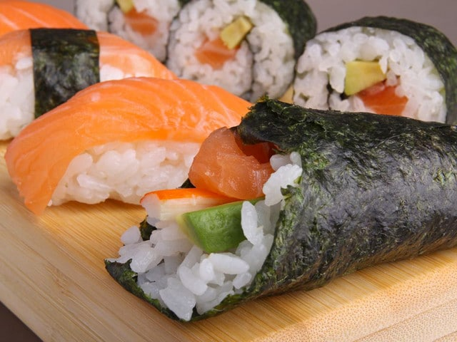 The history of sushi learn the ancient history of sushi for Ancient japanese cuisine