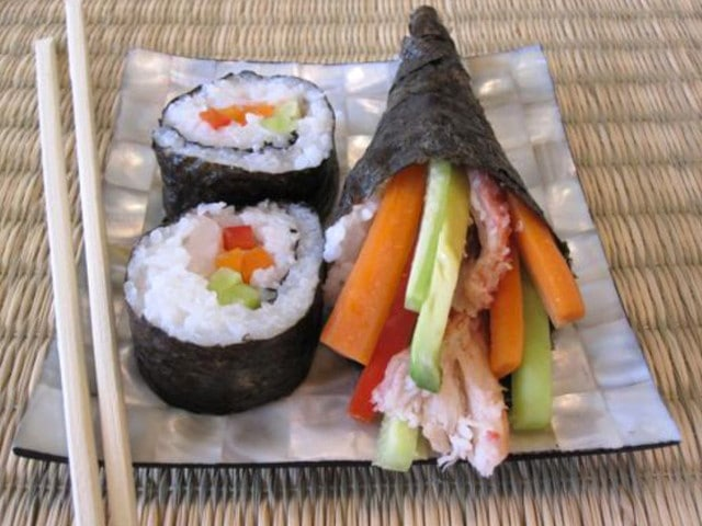 The History of Sushi- Learn the ancient history of sushi, from the 4th Century to modern sushi bars. Includes 5 sushi recipes to make at home - Learn the ancient history of sushi, from the 4th Century to modern sushi bars. Includes 5 sushi recipes to make at home.