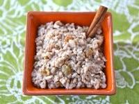 Coconut Chai Rice Pudding