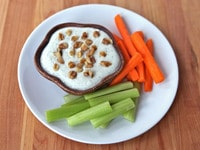 Greek Yogurt Snack Dip