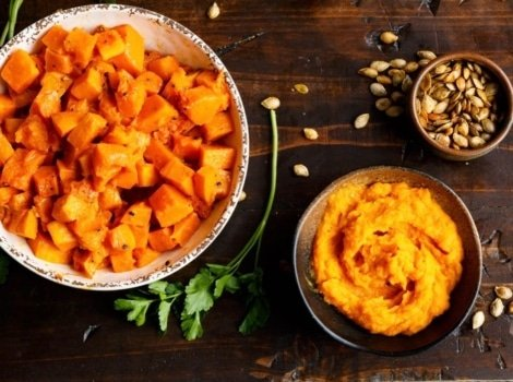 All About Butternut Squash – How to Peel, Seed and Prep