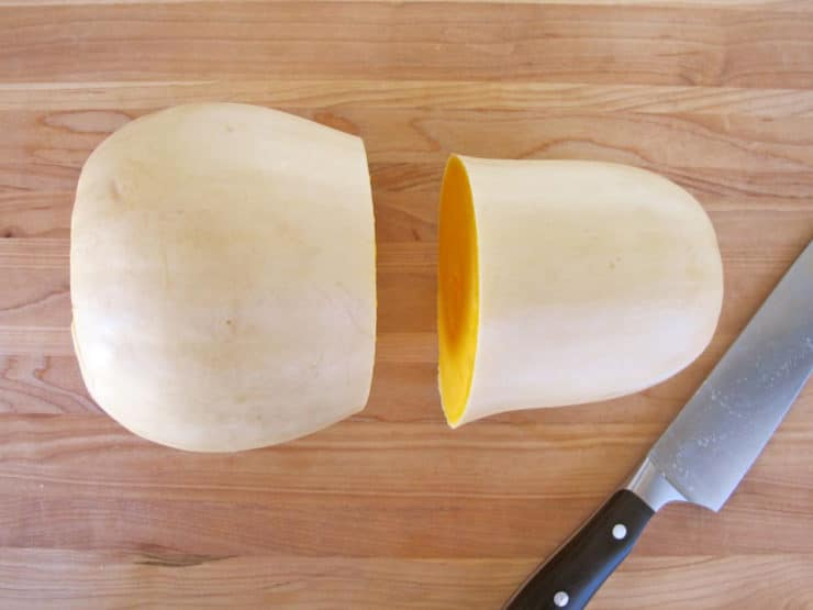 How to Prepare Butternut Squash