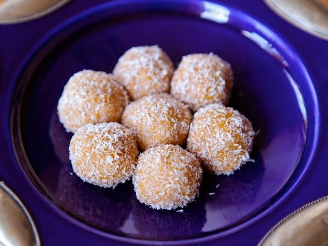 Peanut Butter Honey Truffles - Healthy Recipe