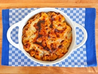 Roasted Butternut Squash Gratin