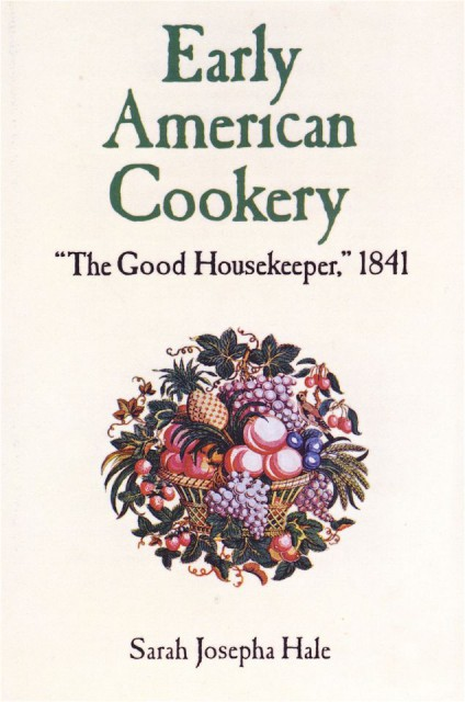 Apple Pudding - Learn about the life of Sarah Josepha Hale, the Mother of Thanksgiving in America, and try her historical recipe for Apple Pudding. American History