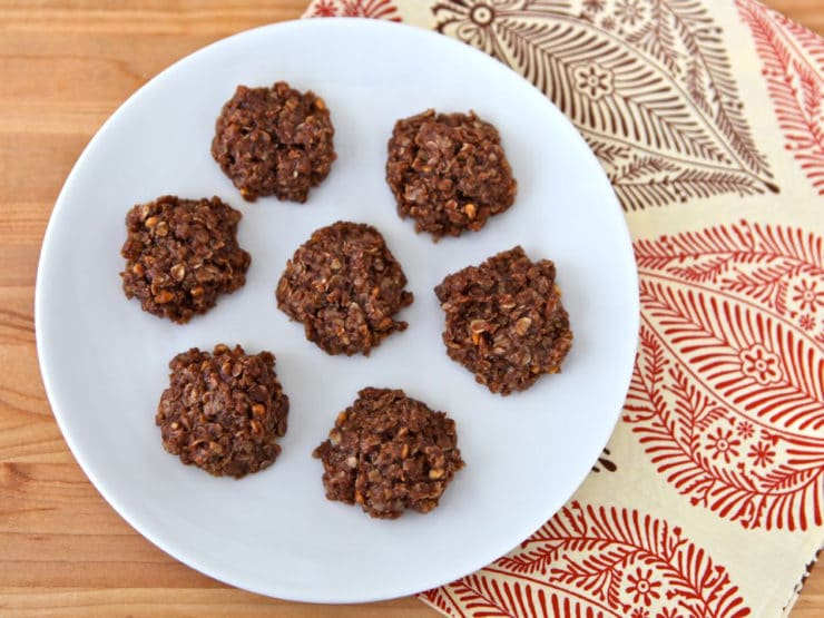No-Bake Missouri Cookies on Weelicious