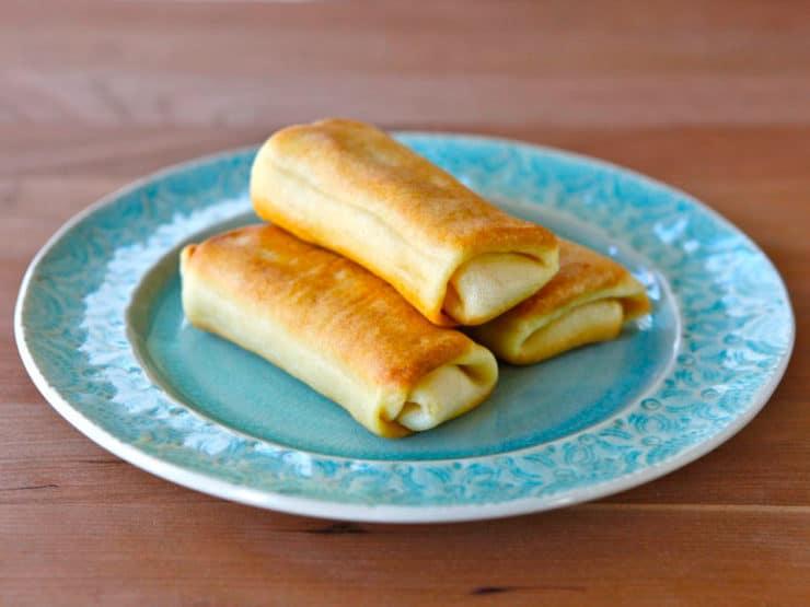 Ratner's Cheese Blintzes: Meyer Lansky's Favorite Dish - Recipe for ...