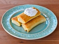 Ratner's Cheese Blintzes