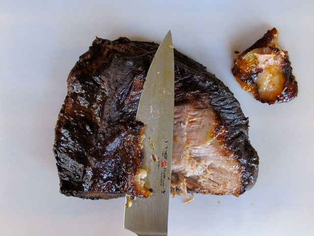 Slow Cooker Barbecue Brisket Sliders - BBQ Crock Pot ...