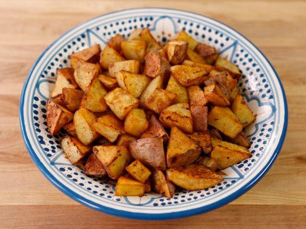Smoked Paprika Roasted Potatoes
