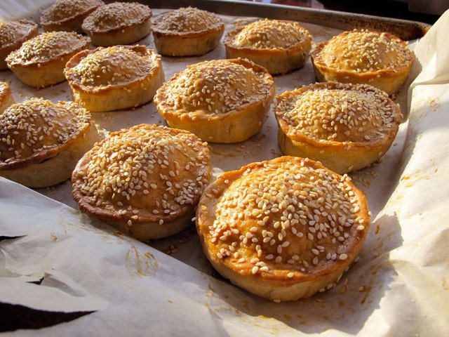 Tilly's Pastelles - Sephardic Jewish Savory Meat Hand Pies