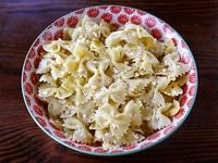 Lokshen mit Kaese - Jewish Noodles and Cheese