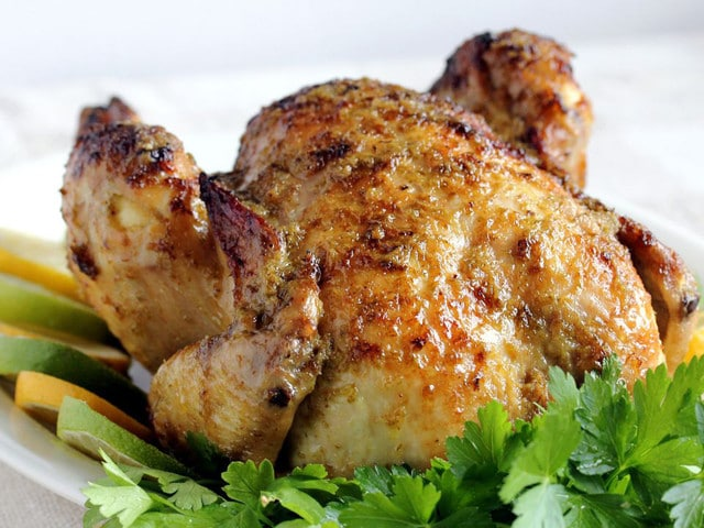 Lemon Parsley Chicken by Elviira