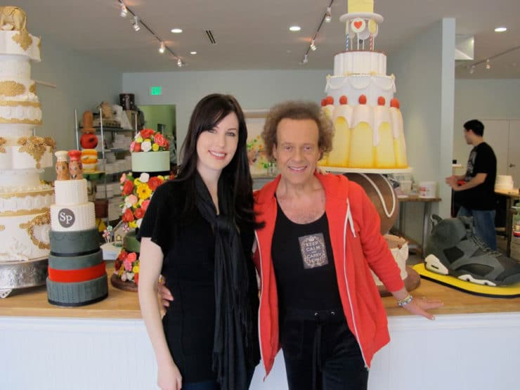 An interview with Richard Simmons and his healthy, creative recipe for Beet Bowl Salad. Easy vegan modification.