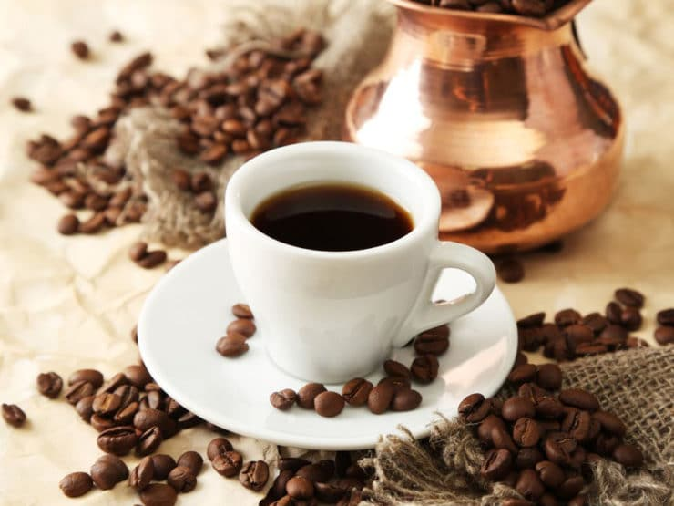 Coffee – A Caffeinated History