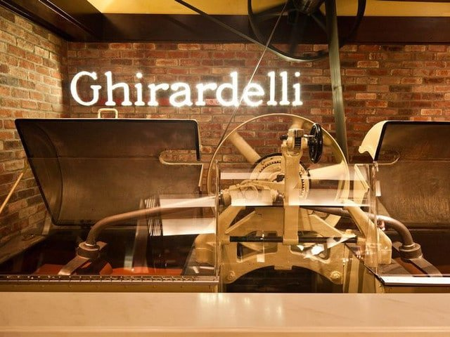 Escape with Ghiradelli Intense Dark - Dark Chocolate Mint Leaves #escapewithdarkchocolate @ghiradelli jpg