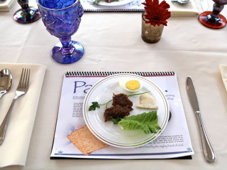 Passover 2013: Holiday Highlights - Tori Avey shares a recap of the Passover holiday, 2013.