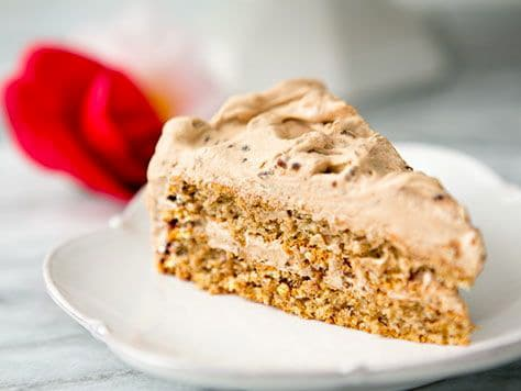 Simply Recipes Walnut Mocha Torte