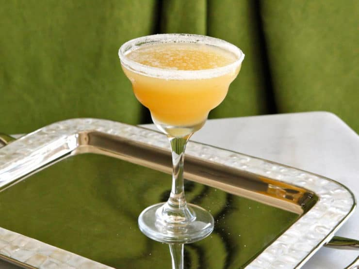 Orange Blossom Margarita