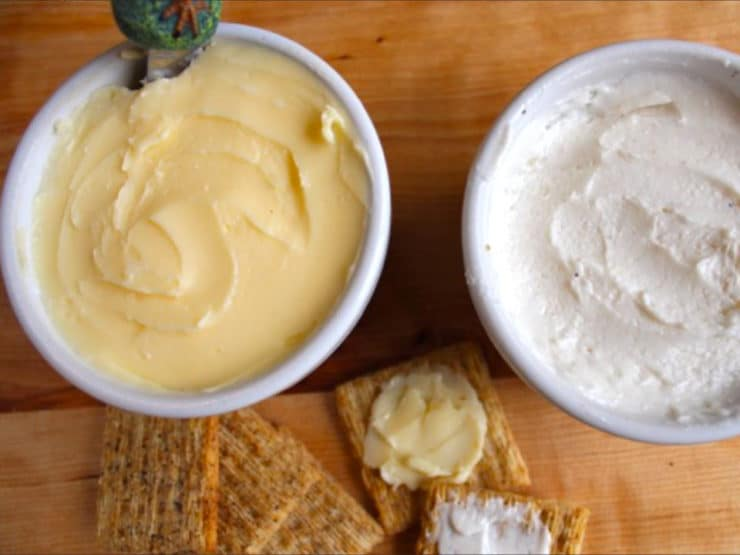 The Old Fashioned Way: Homemade Butter - Sharon Biggs Waller shares how to make butter the old fashioned way using simple kitchen tools, no butter churn required. Includes brief butter history.