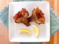 Jewish Fried Artichoke Recipe on TheShiksa.com