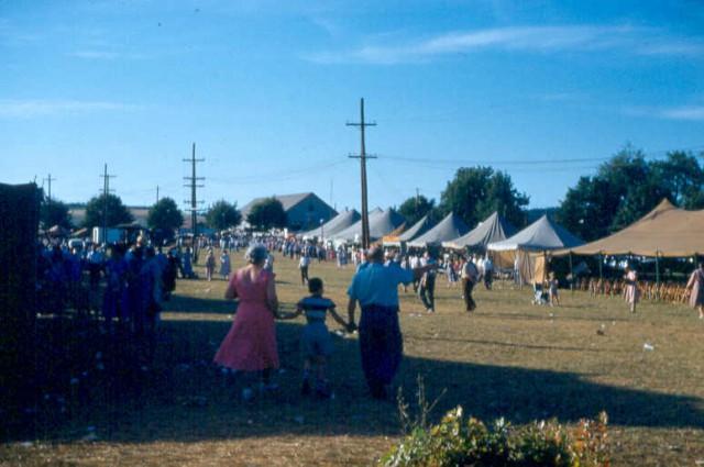Kutztown Folk Festival, 1952