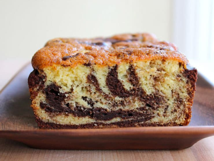 German Chocolate Marble Cake Recipe