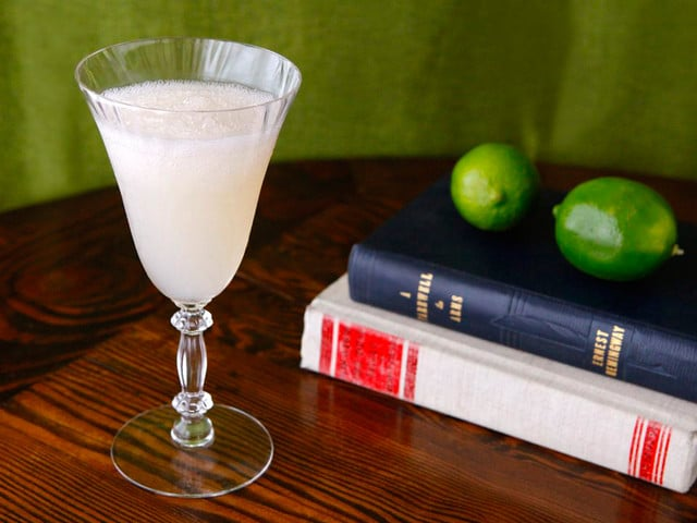 The Hemingway Special Daiquiri on TheHistoryKitchen.com