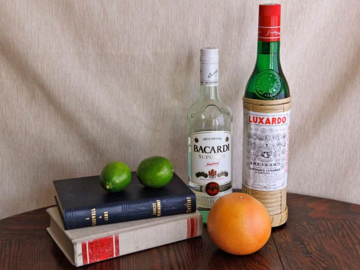 The Hemingway Special - Vintage Daiquiri RecipeWhile in Havana, Cuba Ernest Hemingway was a regular at El Floridita bar. Learn how to make one of his favorite daiquiris.