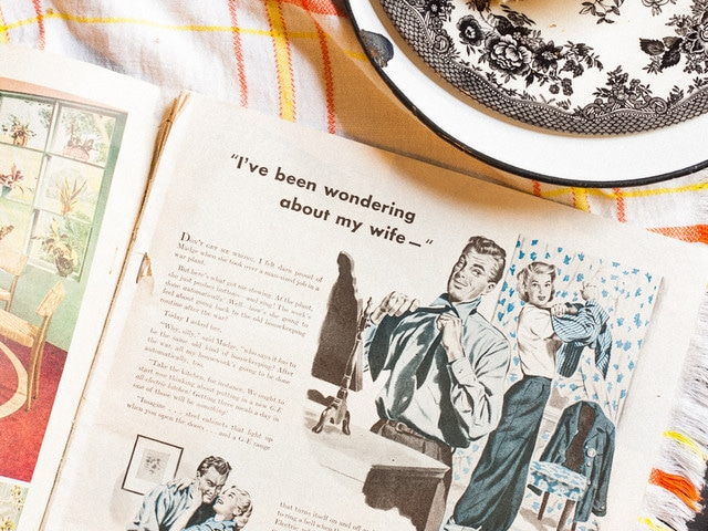 Very Fancy Sandwiches from 1944 American Home Magazine on TheHistoryKitchen.com #vintage #recipe #history
