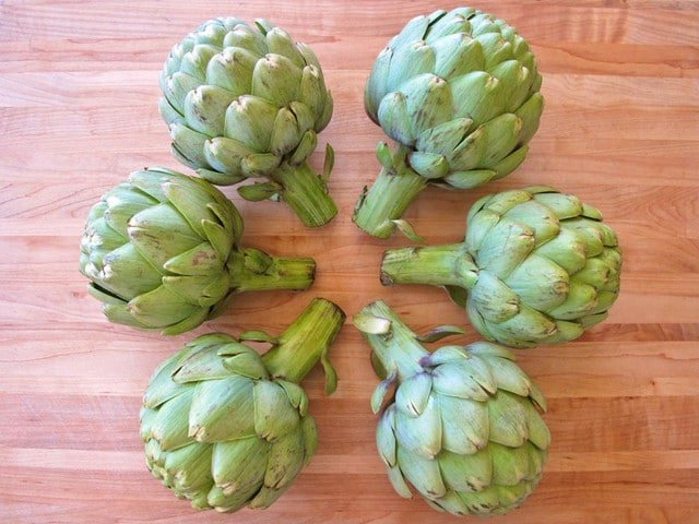 All About Artichokes - History, Cleaning, Prepping and Cooking on TheShiksa.com #cooking #tutorials