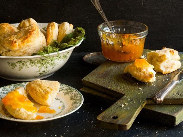 Calumet Parker House Rolls on The History Kitchen #vintage #recipe