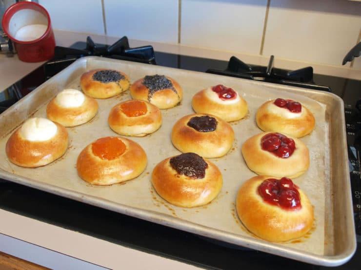 kolaches on the history kitchen vintage kolache recipe